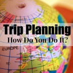 Planning a trip? Here are some tips.
