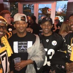 Weekend in Pittsburgh Go Steelers!